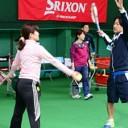 テニスレッスンと担当コーチ