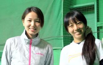 20代女性でテニスを始めた方