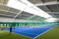 5面人工芝のテニスコート